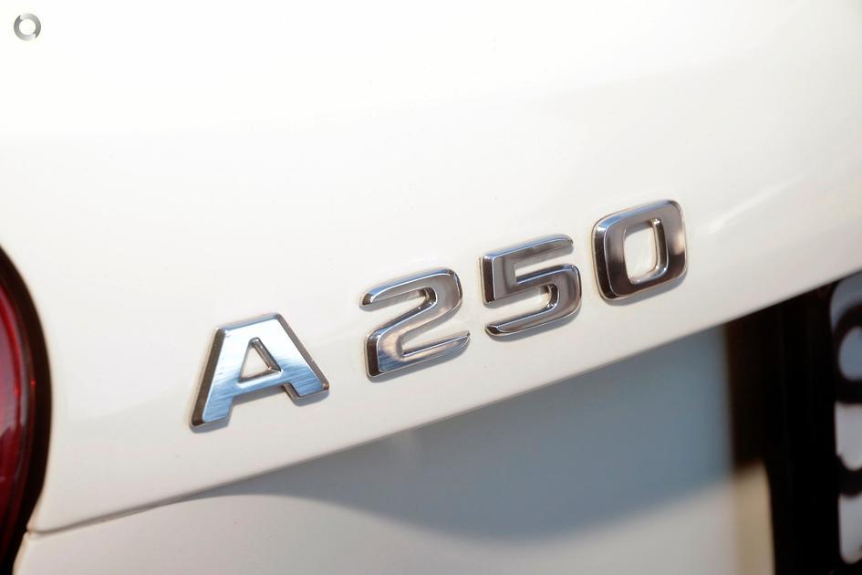 2016 Mercedes-Benz A 250 Hatch