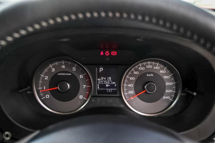 2014 Subaru Forester 2.5i-S S4