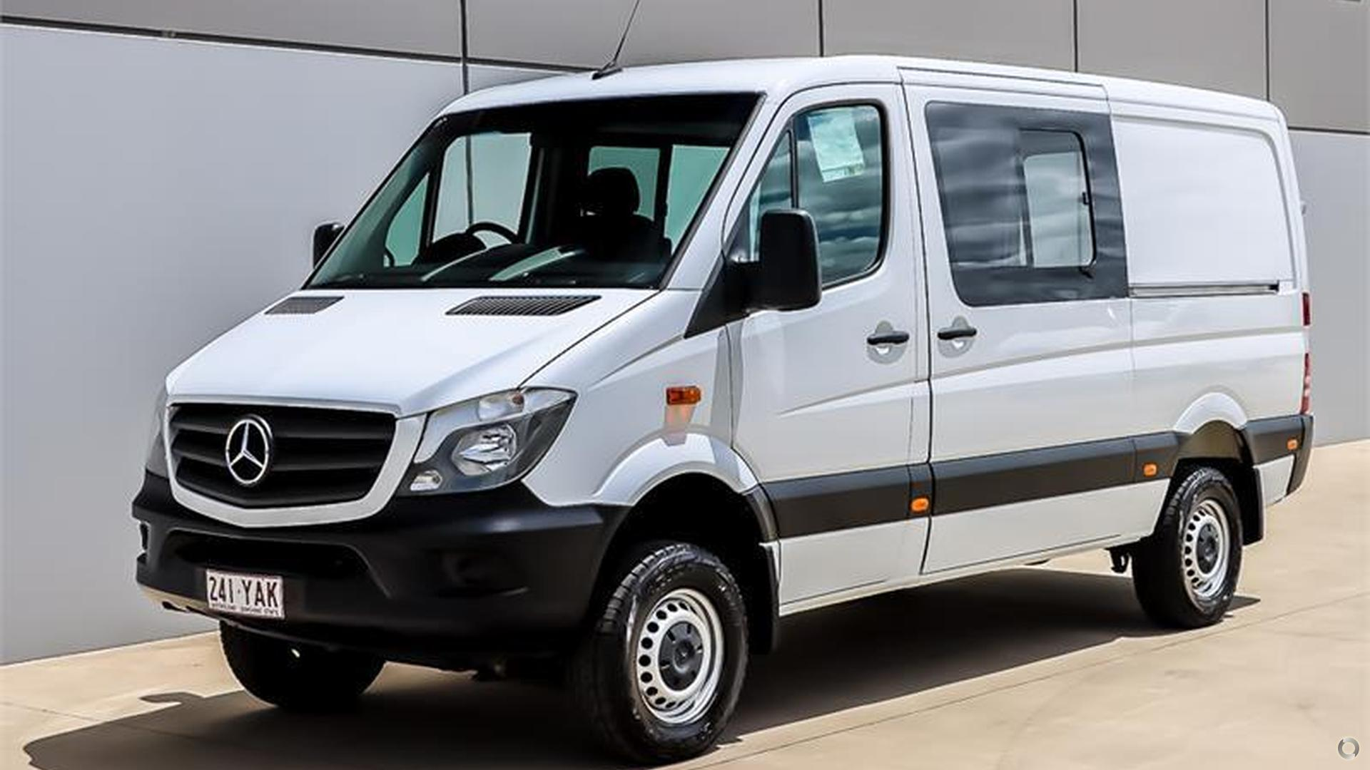 2018 Mercedes-benz Sprinter NCV3