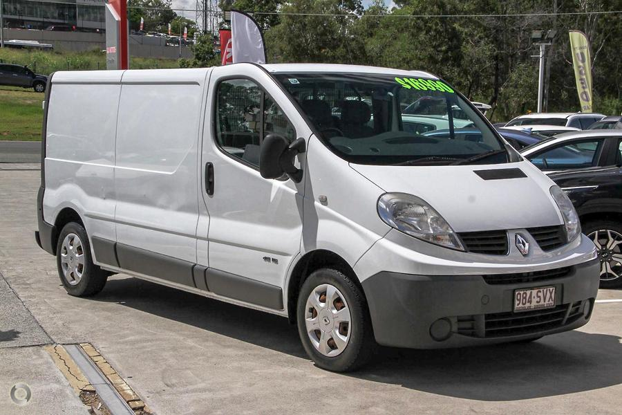 2012 Renault Trafic  X83 Phase 3