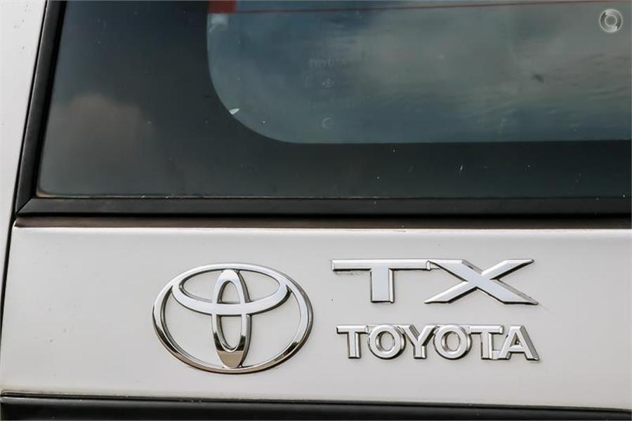 2001 Toyota Landcruiser Prado TX KZJ95R
