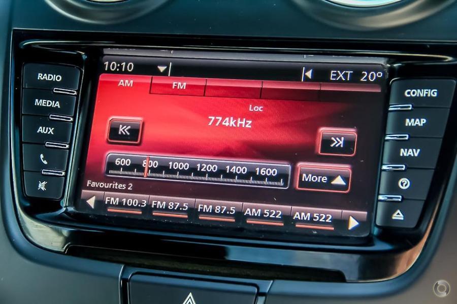2012 Holden Ute SV6 VE Series II