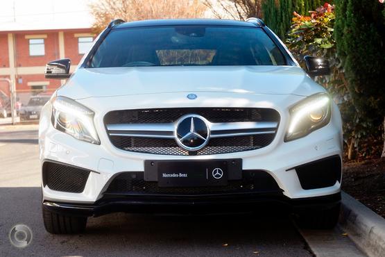 2015 Mercedes-Benz GLA 45