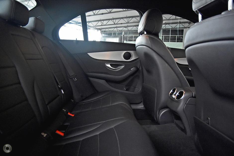 2015 Mercedes-Benz C 200 D Sedan