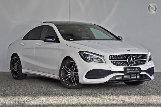 2018 Mercedes-Benz <br>CLA 200