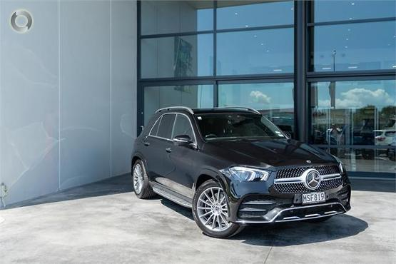 2020 Mercedes-Benz GLE 400