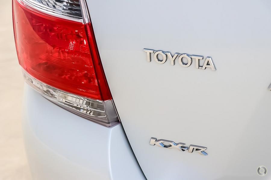 2011 Toyota Kluger KX-R GSU40R