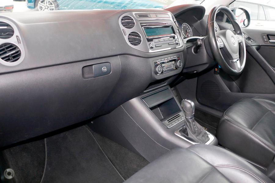 2011 Volkswagen Tiguan 132TSI 5N