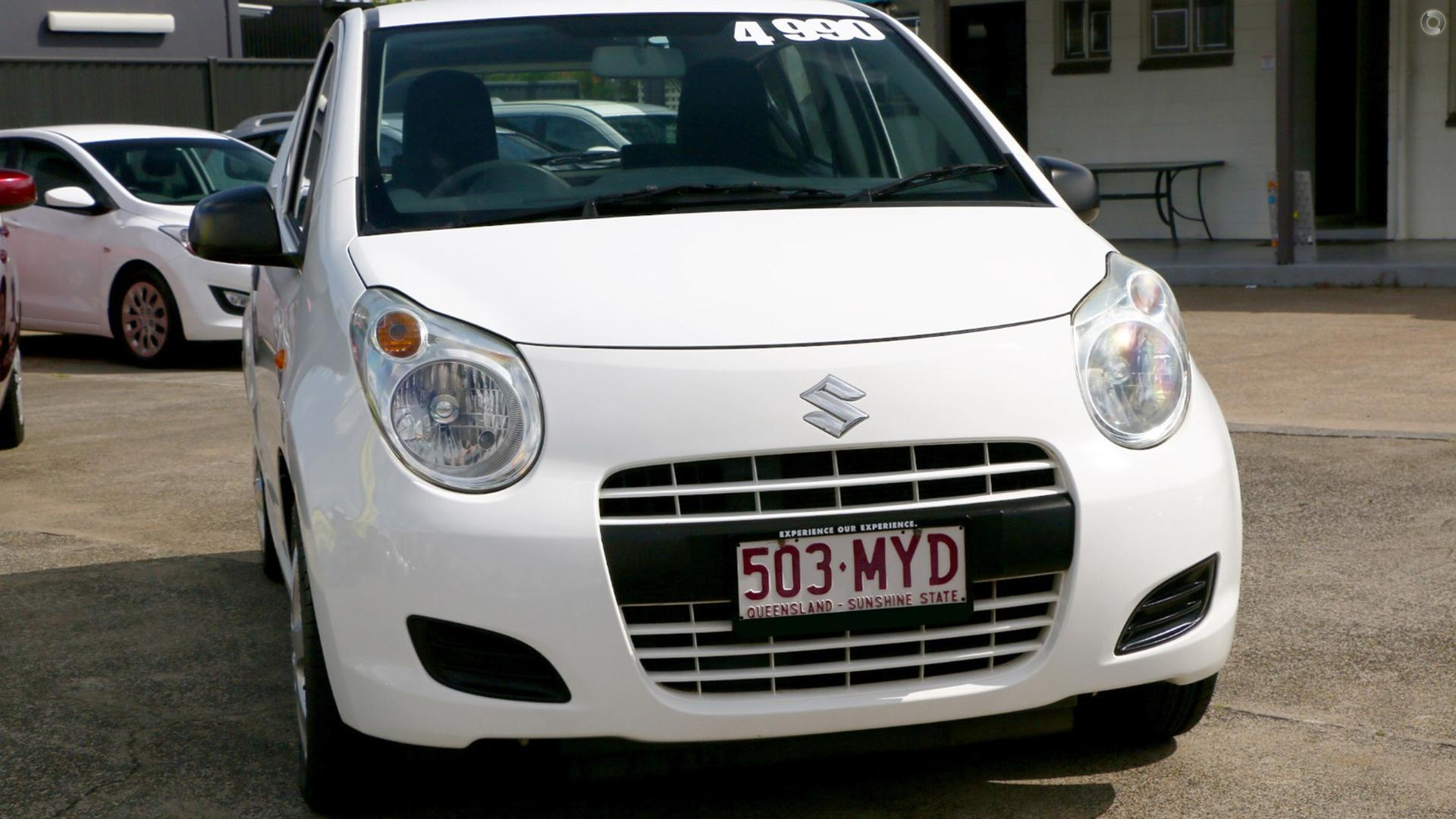 2010 Suzuki Alto GL GF