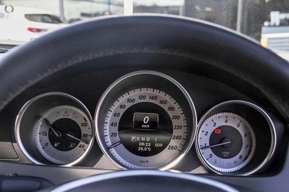 2013 Mercedes-Benz C 250 Sedan