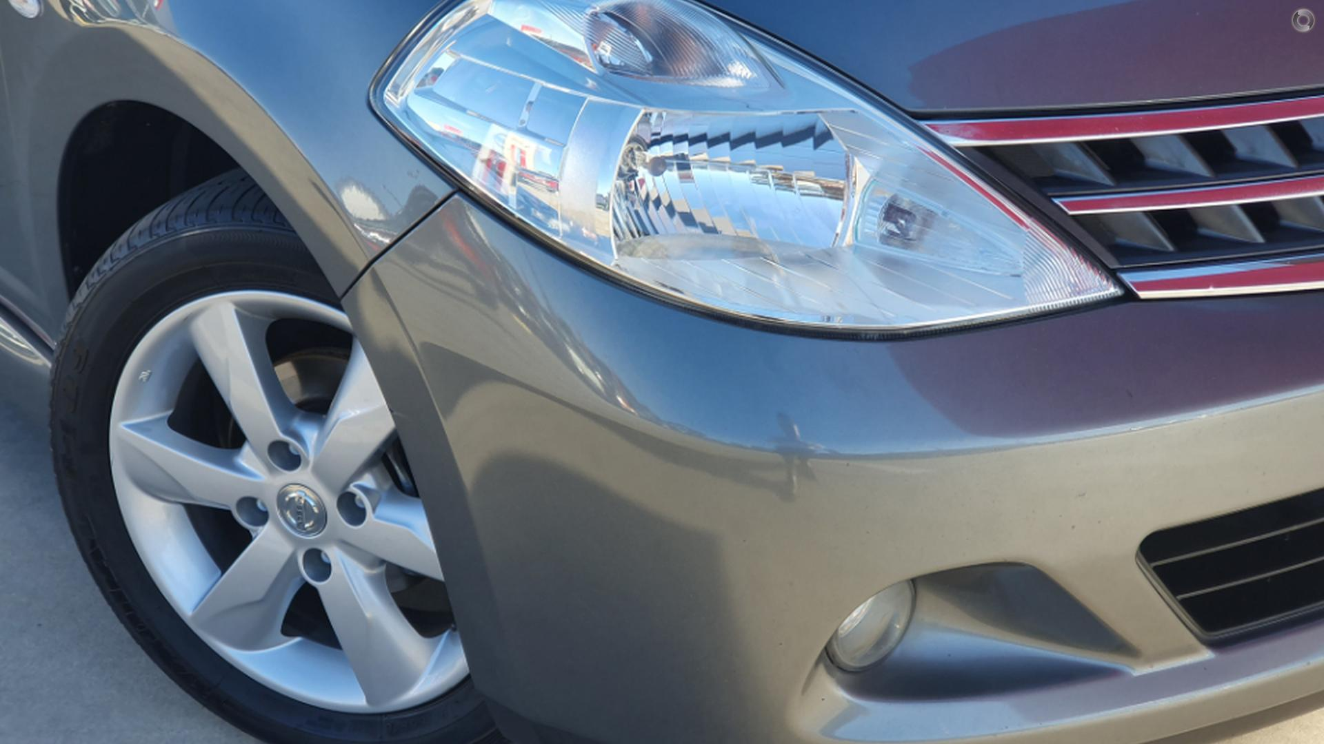 2010 Nissan Tiida Ti C11