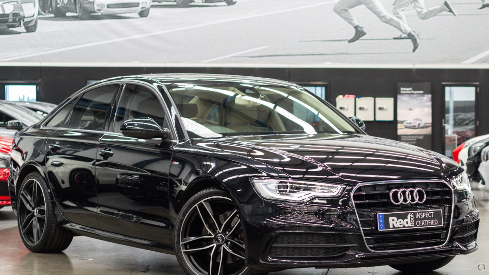 2014 Audi A6 C7 - Ezyauto Prestige