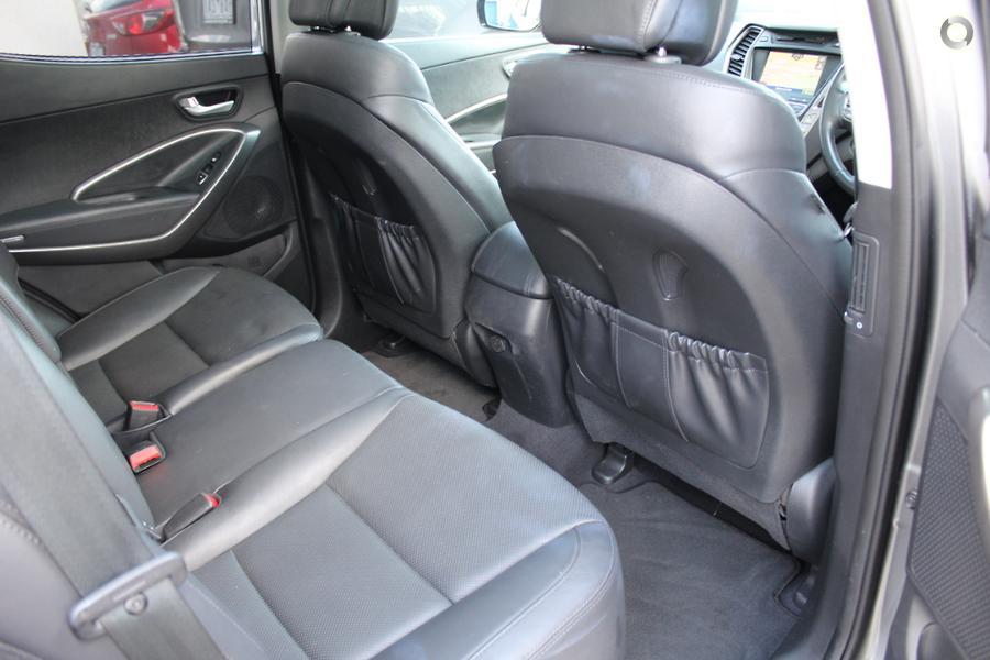 2015 Hyundai Santa Fe Highlander DM2
