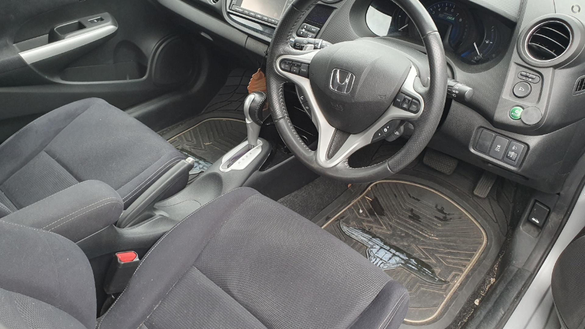 2012 Honda Insight VTi ZE