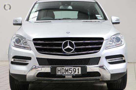 2013 Mercedes-Benz ML 250 CDI