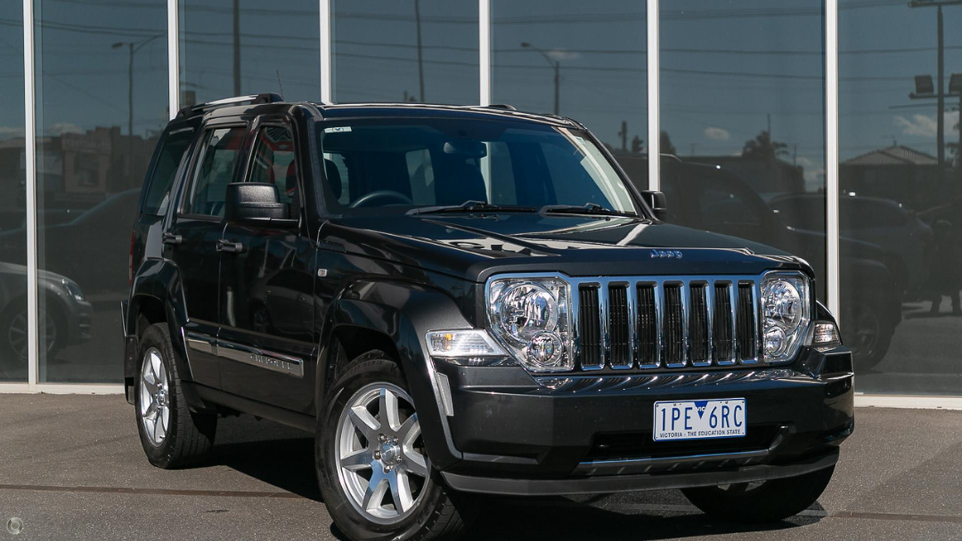 2011 Jeep Cherokee Limited