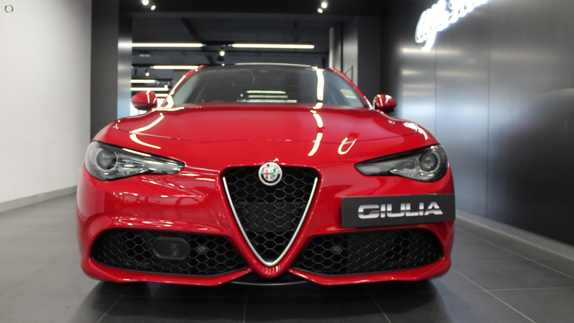 2018 Alfa Romeo Giulia Veloce (No Series)