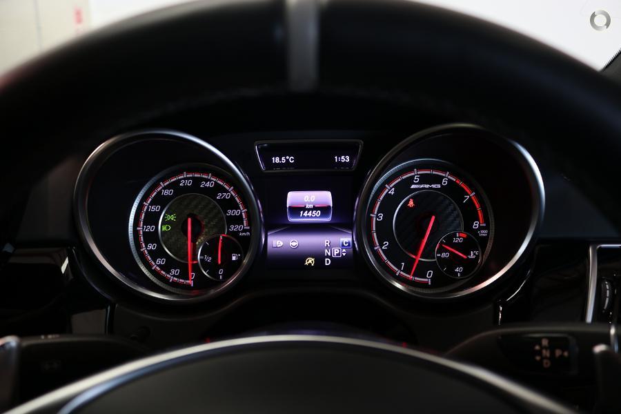 2019 Mercedes-AMG GLE 63 Coupe