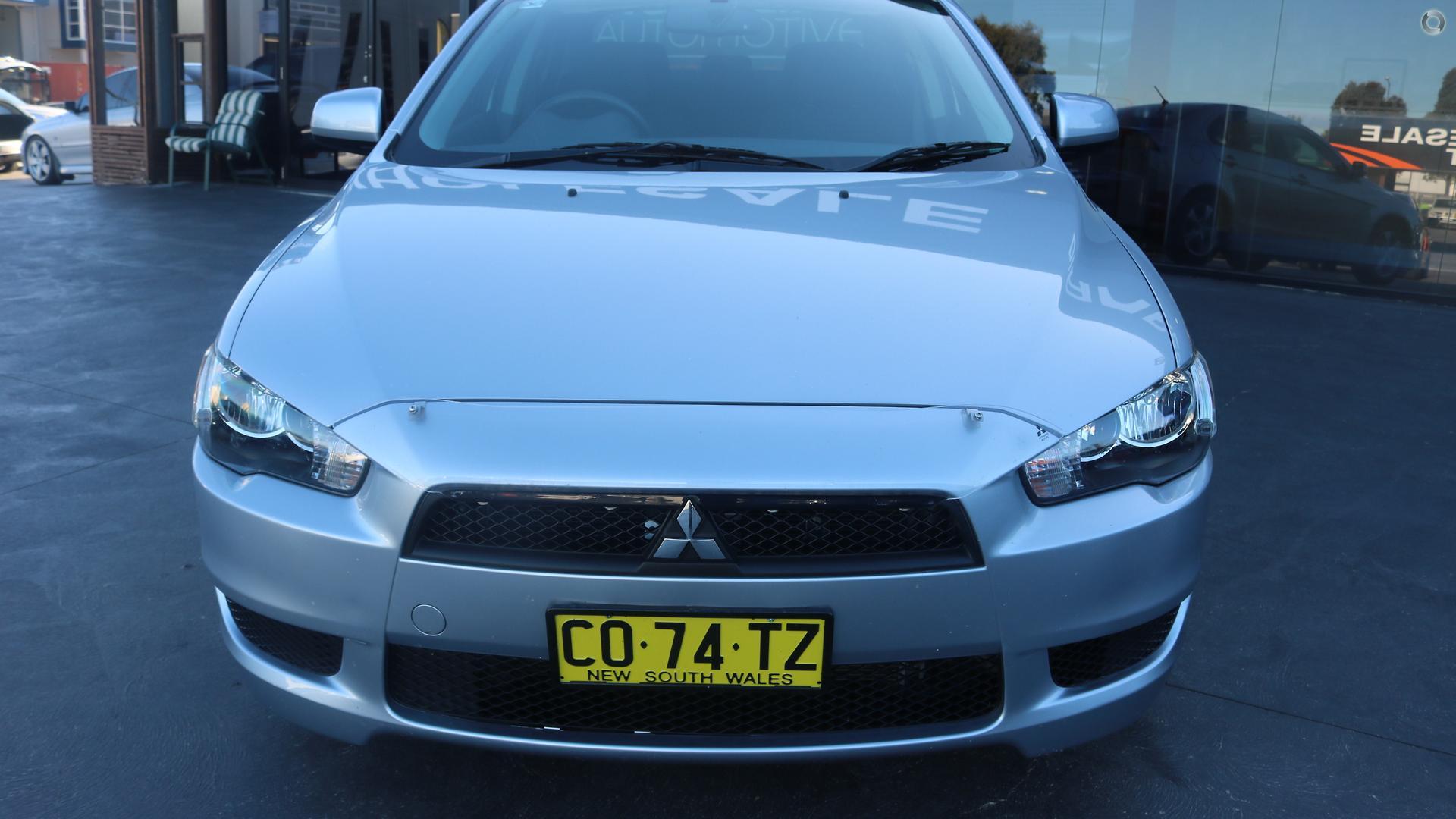 2012 Mitsubishi Lancer ES CJ
