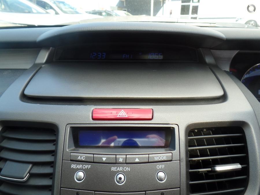 2008 Honda Odyssey Luxury 3rd Gen