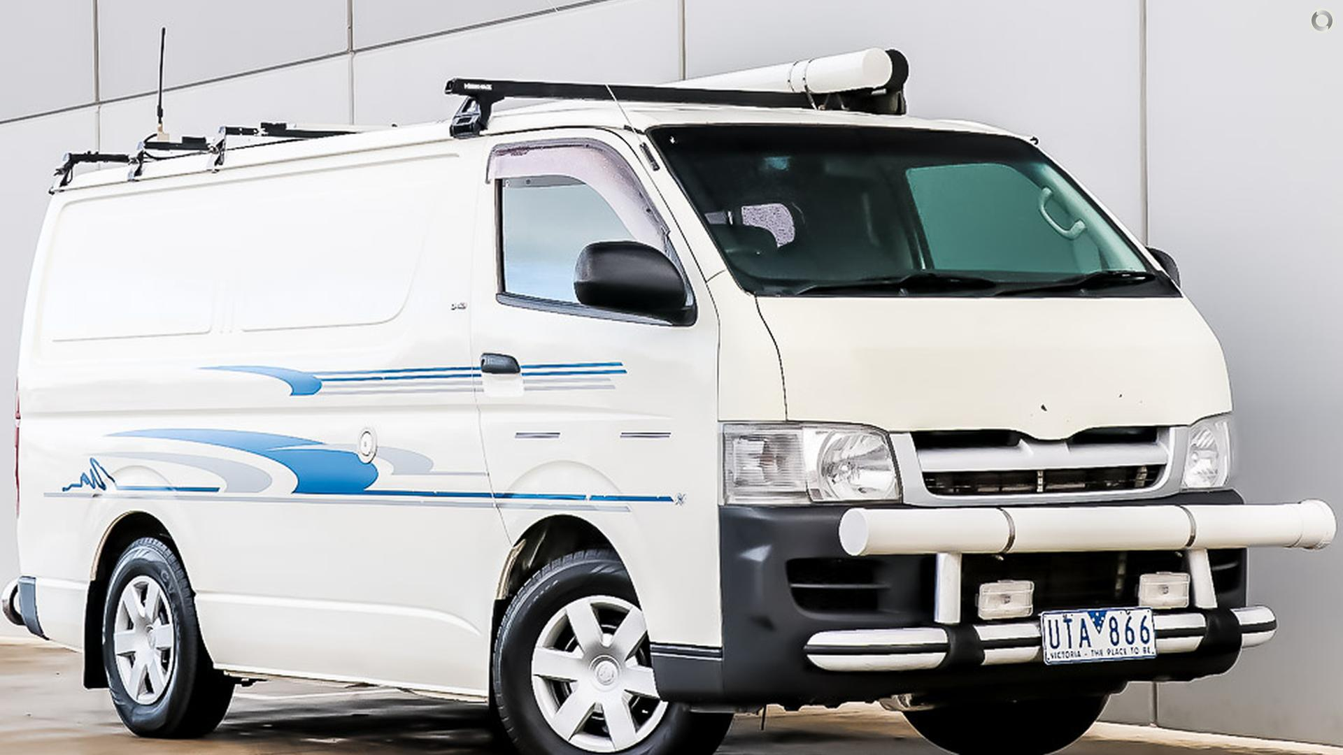 2006 Toyota Hiace KDH201R