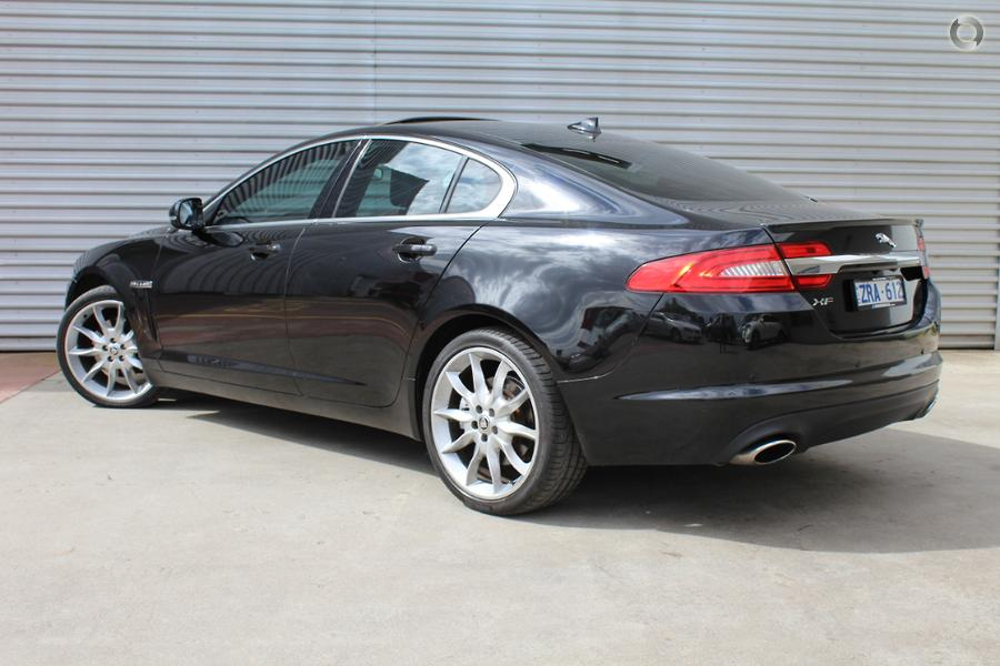 2013 Jaguar XF Luxury X250