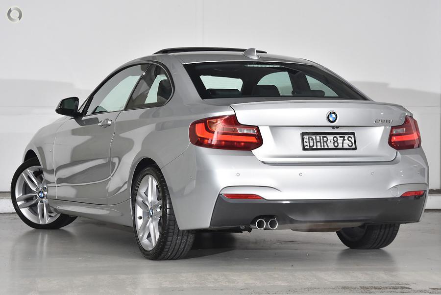2016 BMW 228i M Sport