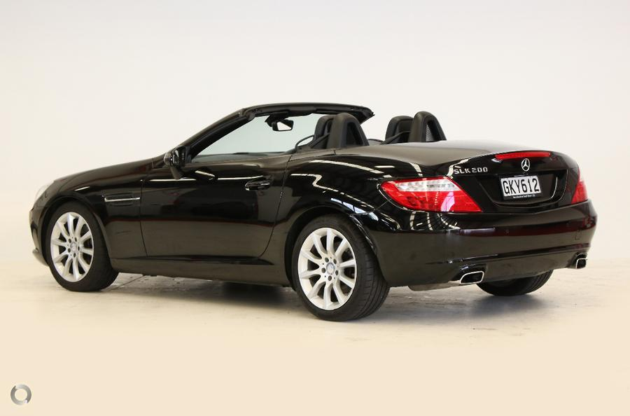 2012 Mercedes-Benz SLK 200 Roadster