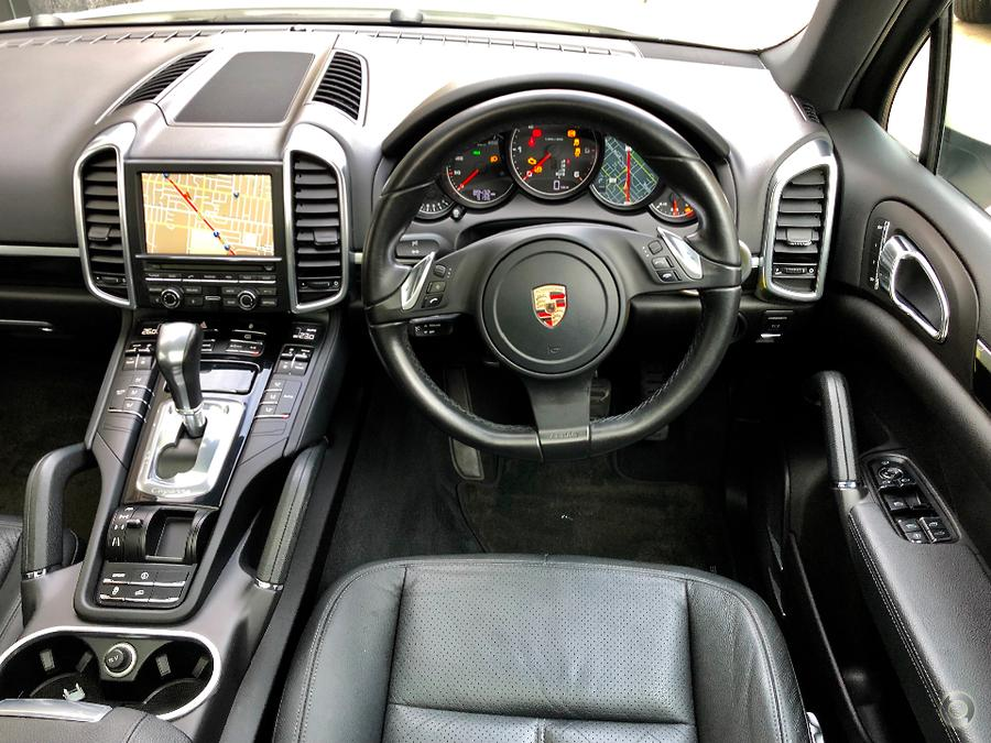 2011 Porsche Cayenne Diesel 92A