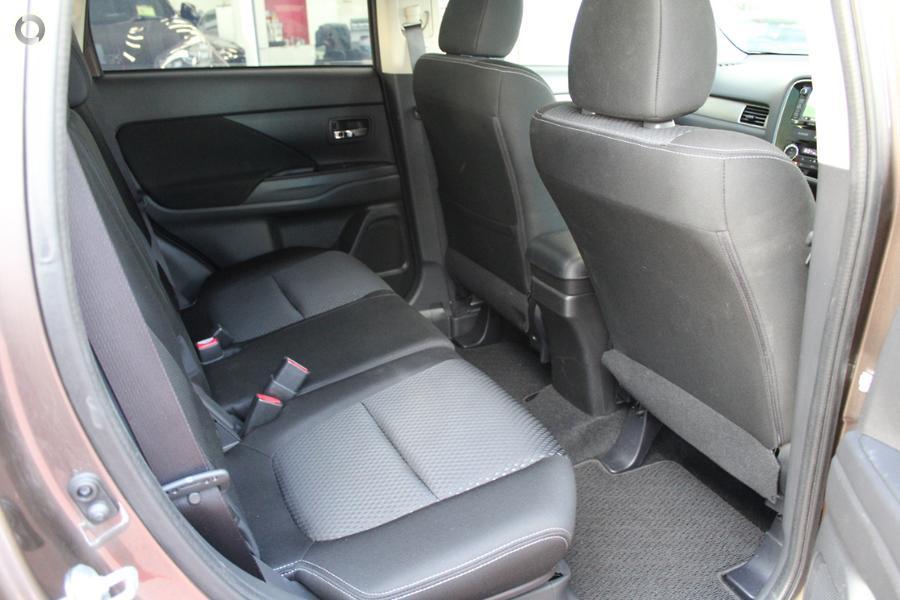 2015 Mitsubishi Outlander XLS ZK