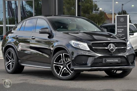 2017 Mercedes-Benz <br>GLE 43