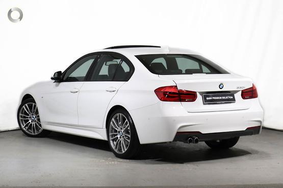 2018 BMW 330 i M Sport