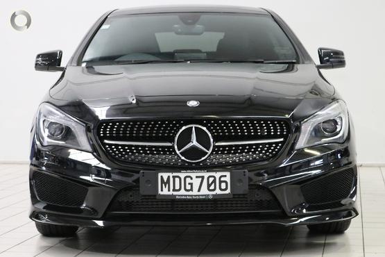 2016 Mercedes-Benz CLA 200