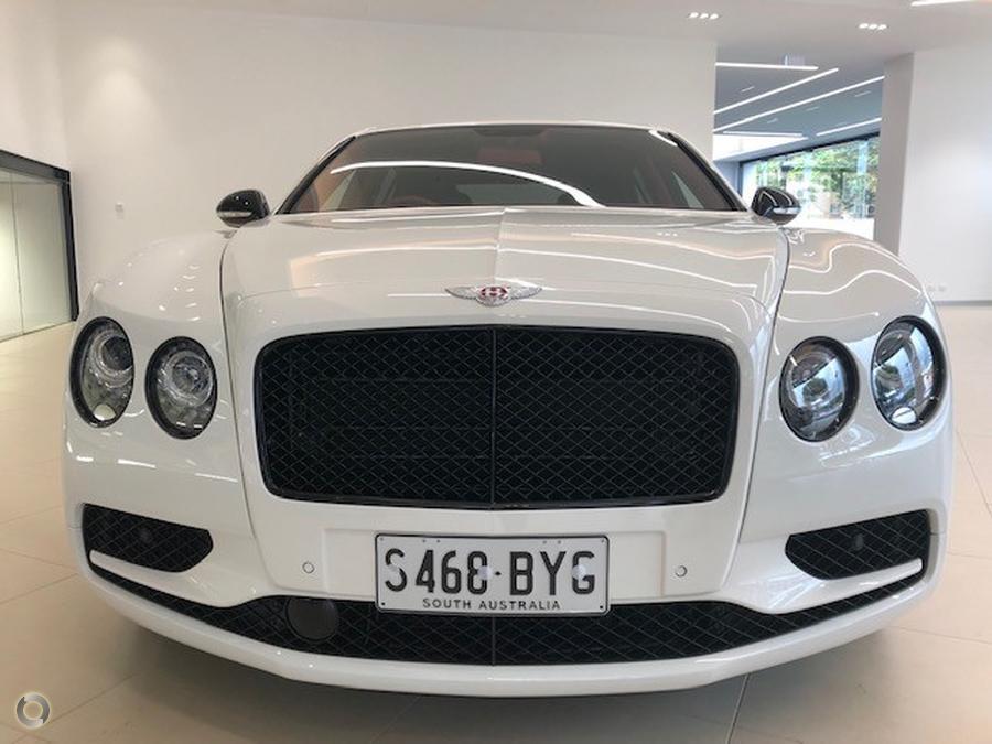 2018 Bentley Flying Spur S 3W