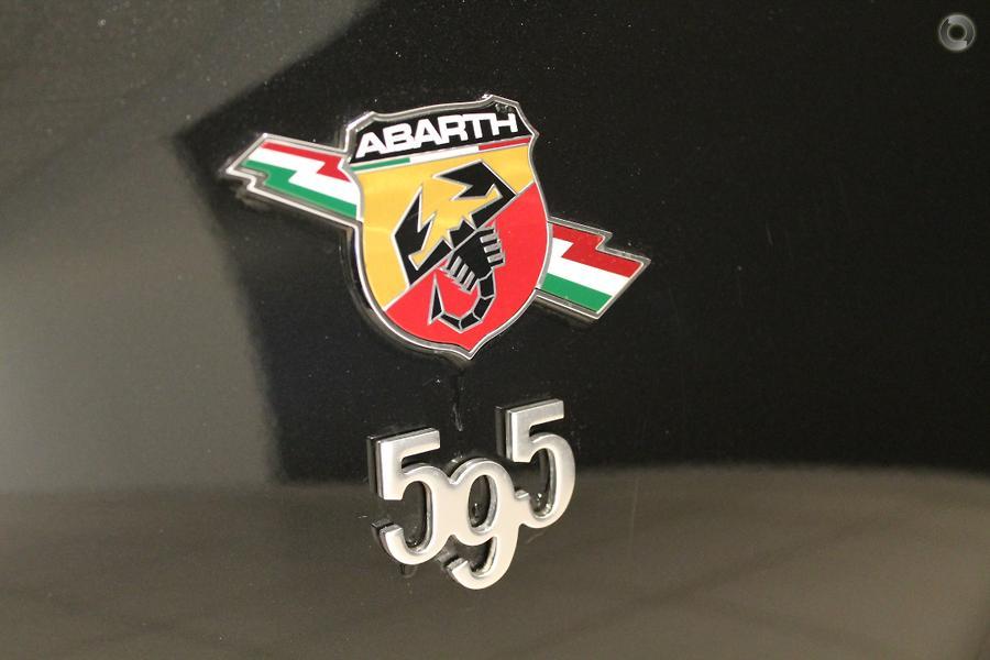 2015 Abarth 595 Competizione Series 3