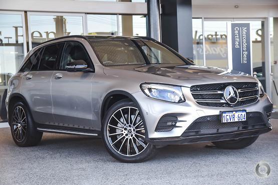 2018 Mercedes-Benz <br>GLC 250 D