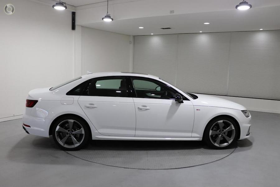 2019 Audi A4 35 TFSI