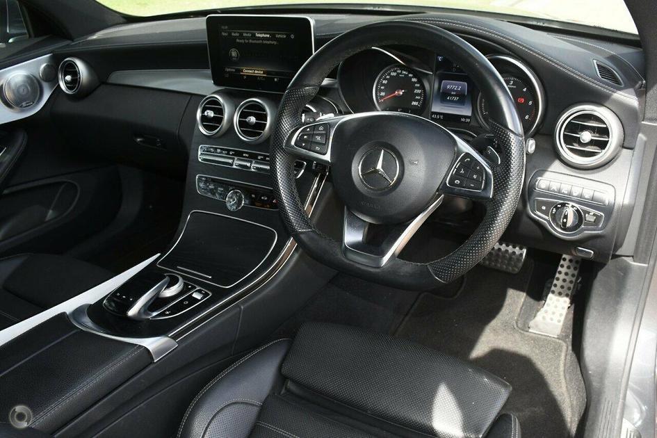 2016 Mercedes-Benz C 250 D Coupé