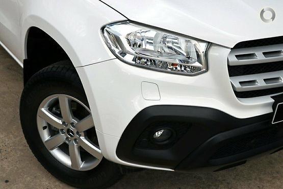 2018 Mercedes-Benz X 250 D PROGRESSIVE