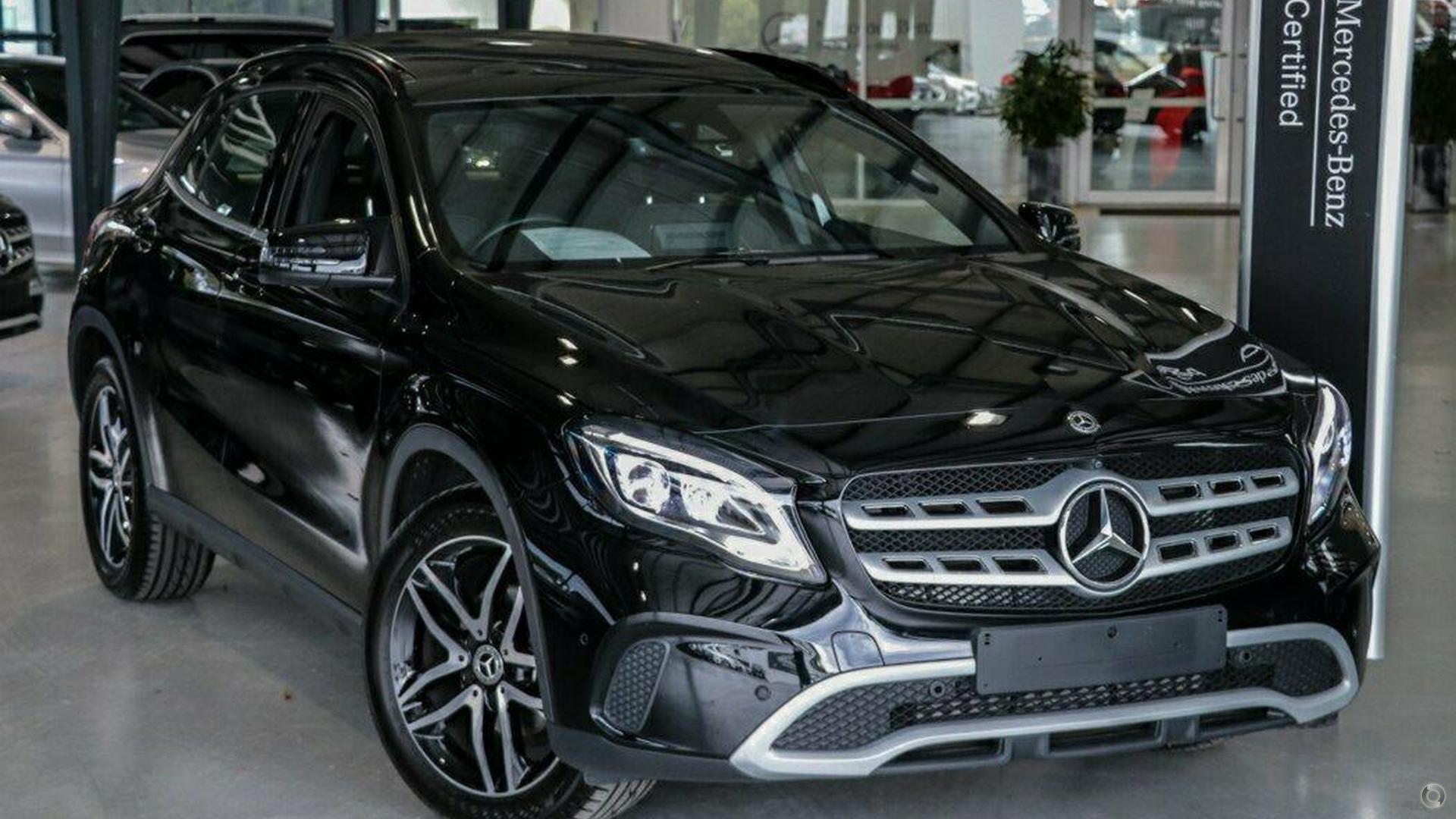 2019 Mercedes-Benz GLA 180 Wagon