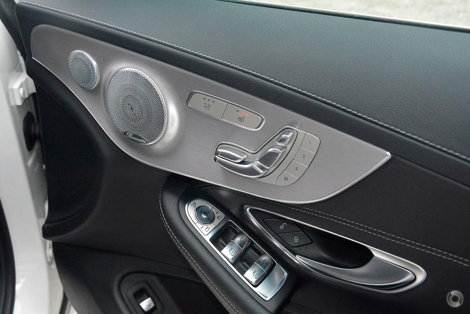 2018 Mercedes-Benz C 300 Cabriolet