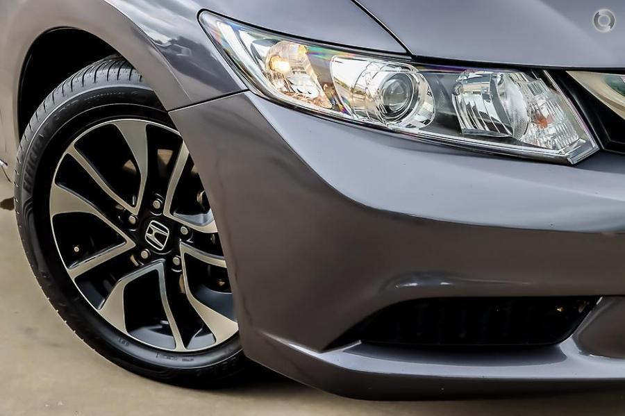 2014 Honda Civic VTi-S 9th Gen Ser II