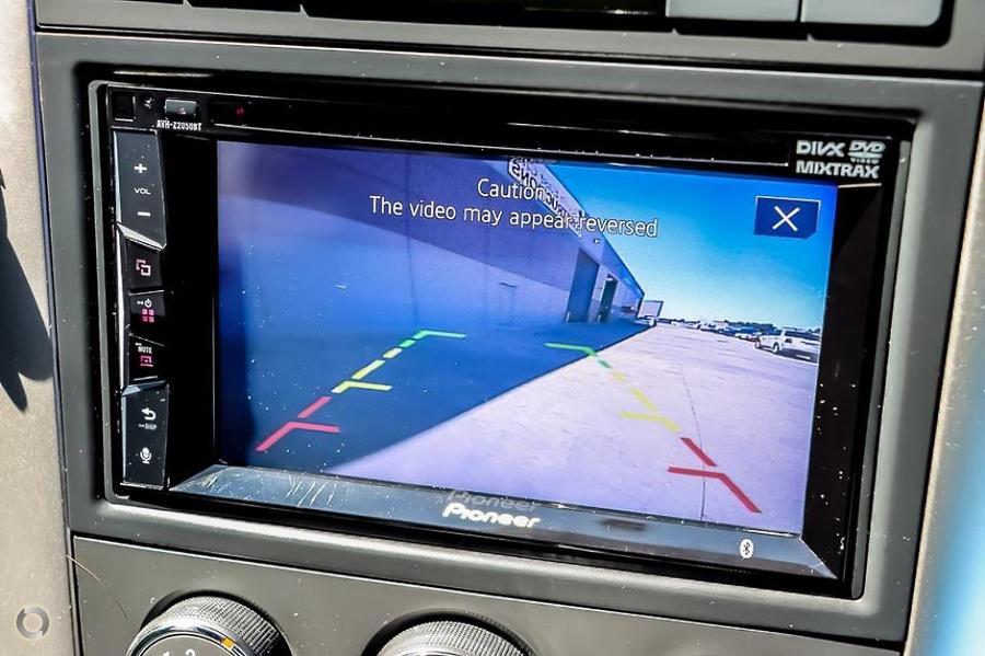 2010 Holden Captiva SX CG