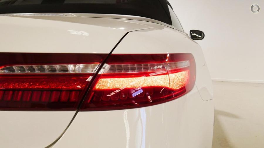 2020 Mercedes-Benz E 300 Cabriolet