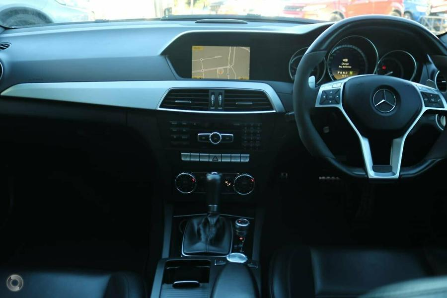 2011 Mercedes-benz C63 AMG Performance Package Plus W204