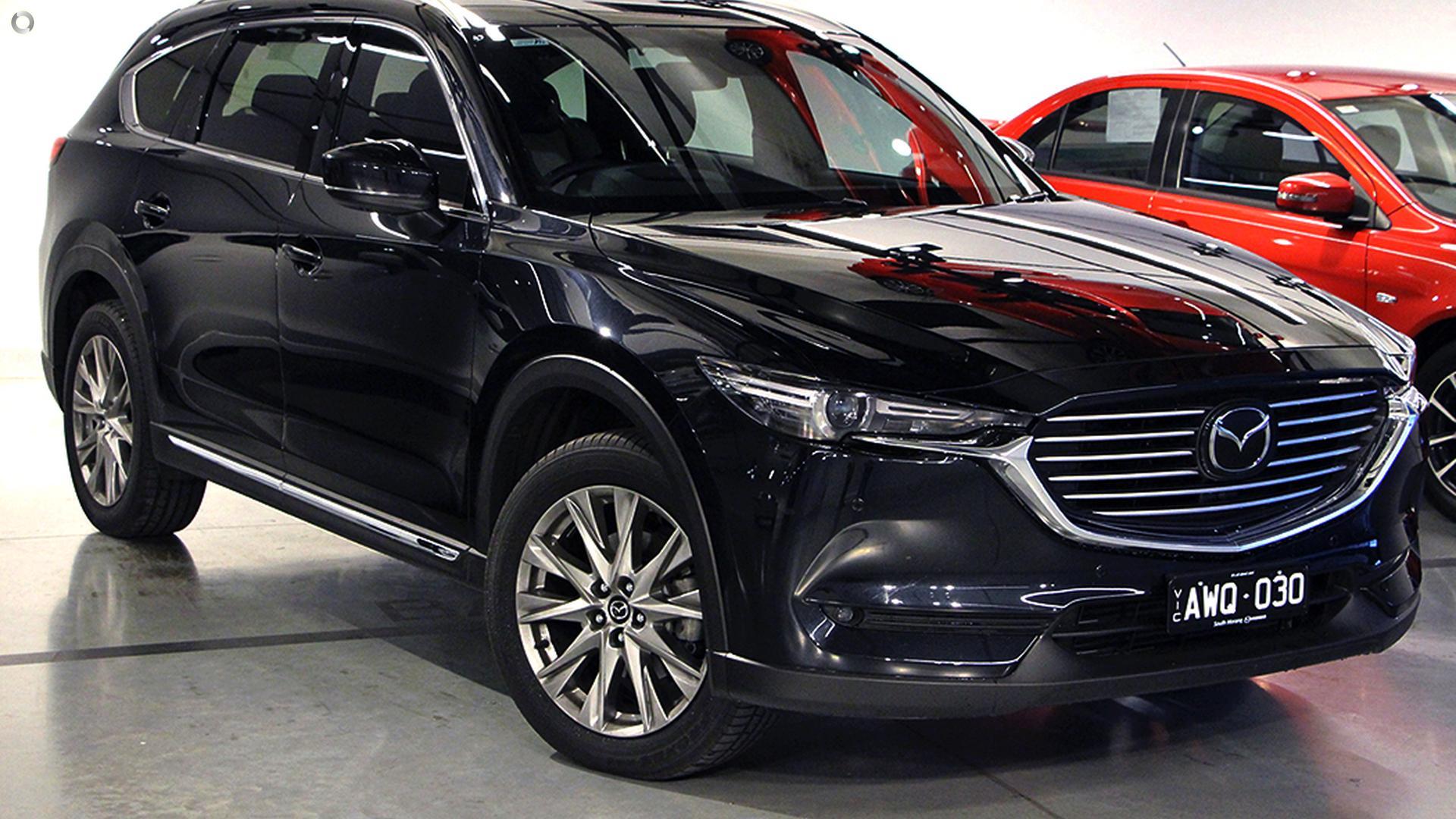 2018 Mazda Cx-8 KG Series