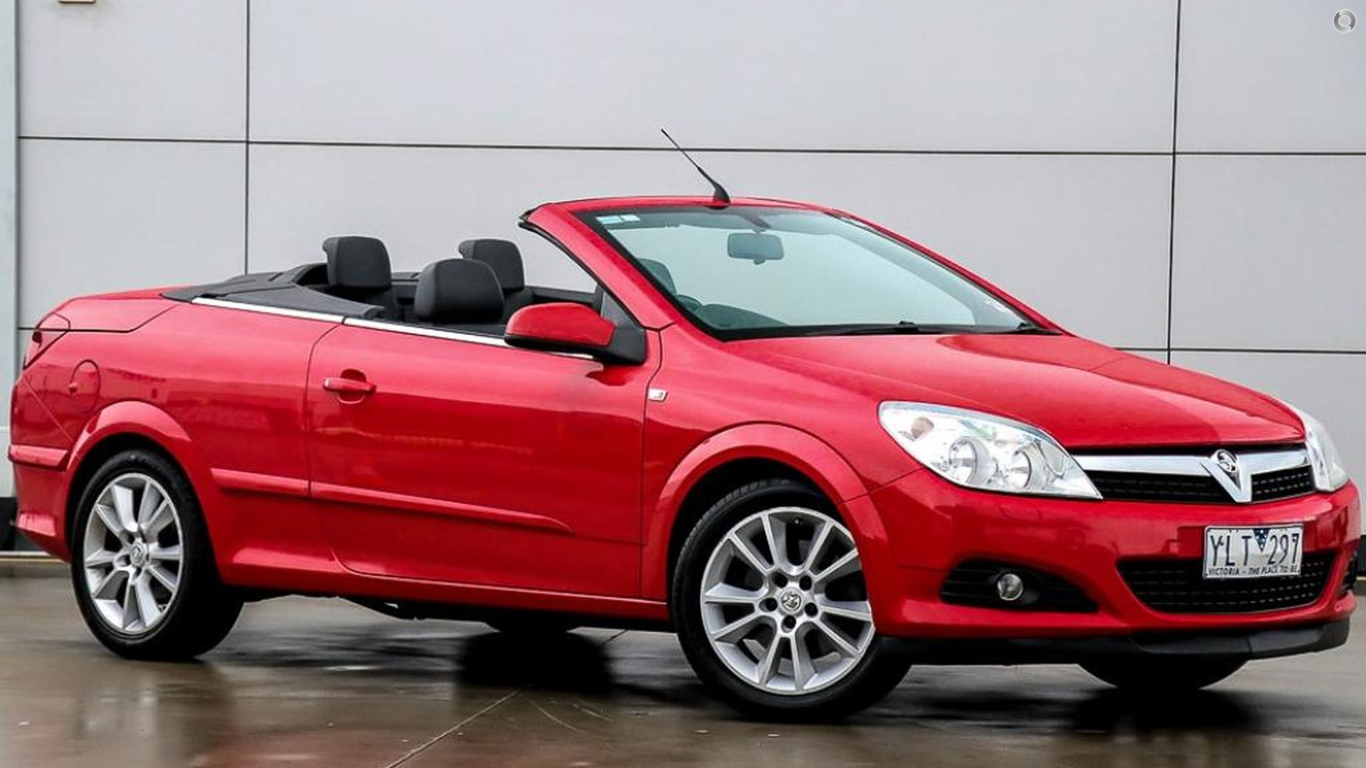 2008 Holden Astra Twin Top AH