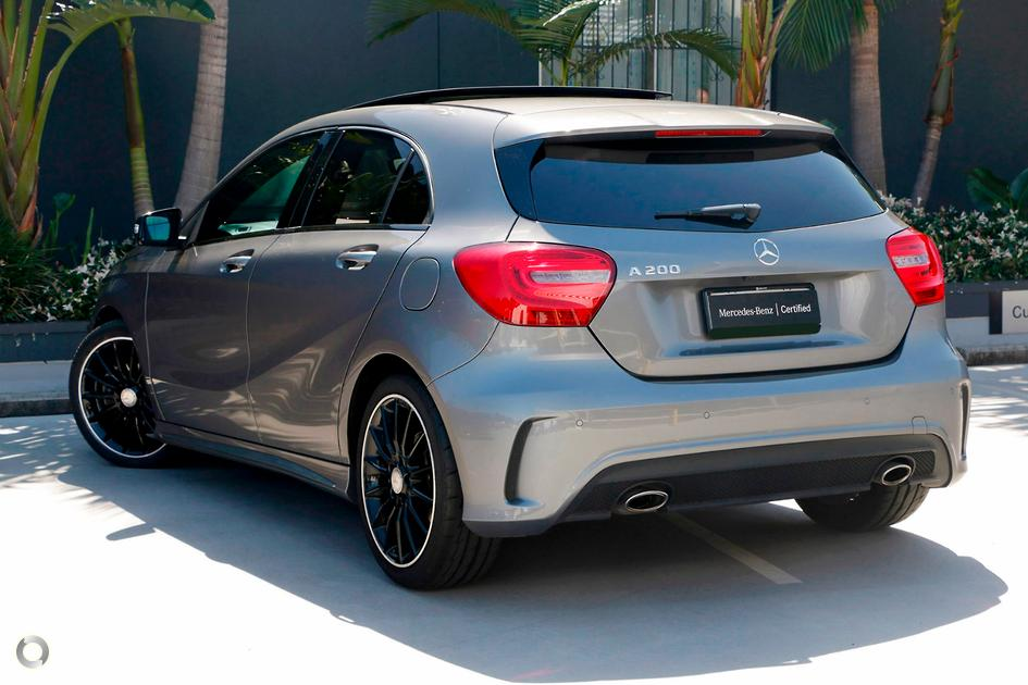 2014 Mercedes-Benz A 200 Hatch