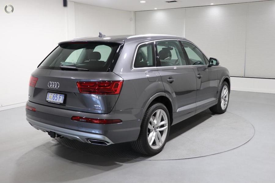 2018 Audi Q7 TDI