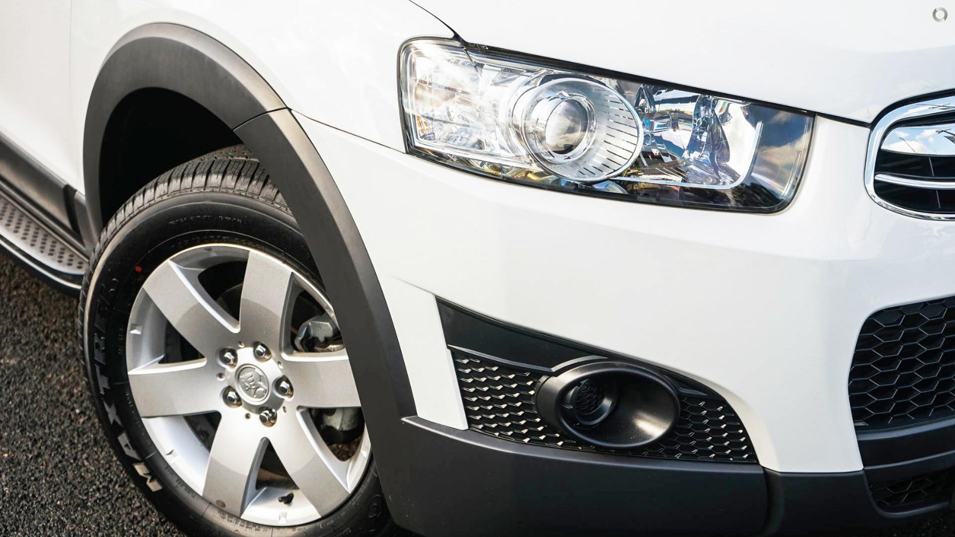 2013 Holden Captiva 7 SX CG